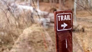 Hiking Myron And Sonya Conservation Area MO USA