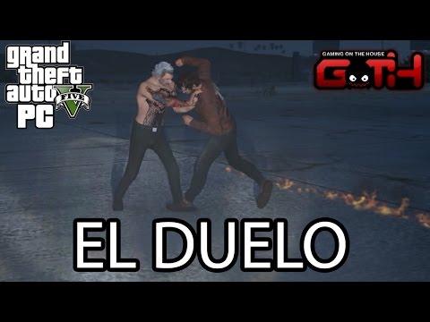 EL DUELO + TOUR! GTA V! en Español - GOTH