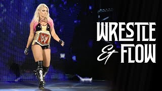 Wrestle and Flow - Ep. 22 - Alexa Bliss