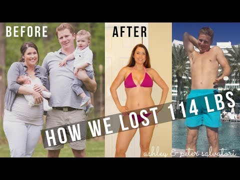COUPLES 114 LB WEIGHT LOSS STORY IN PICTURES Ketogenic, Low Carb, Keto Before and After