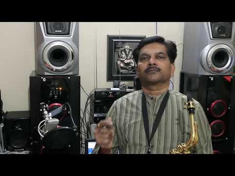 Mai Duniya Bhooladunga Saxophone Cover Dr C B Savita