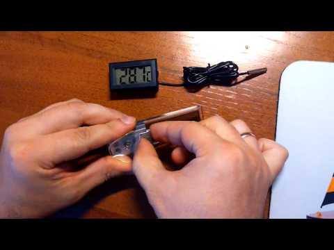 Не подходит батарейка в электронный градусник