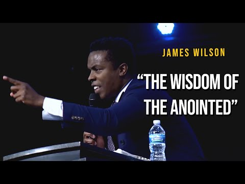 """Rev. James Wilson preaching """"The Wisdom Of The Anointed"""""""