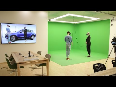 Autodesk VR Center of Excellence in Munich