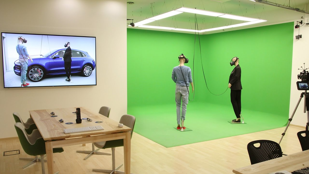 Autodesk Vr Center Of Excellence In Munich Youtube
