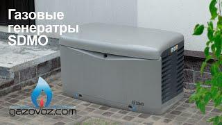 видео Выбор газового генератора