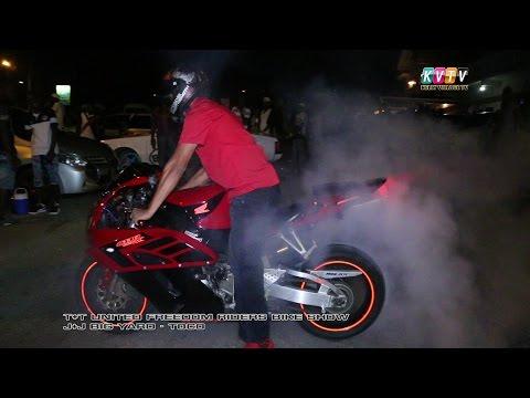 BIKE SHOW TOCO -  Trinidad & Tobago United Freedom Riders