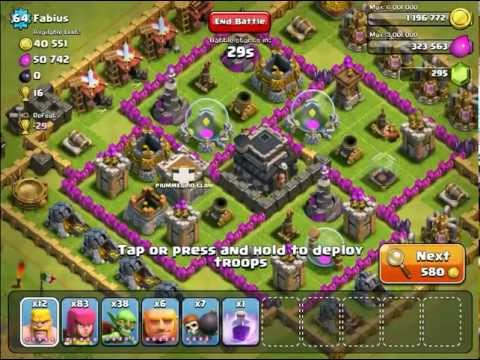 Clash of Clans Обзор