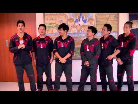 6 หนุ่ม ชิงฝัน Martial Warrior