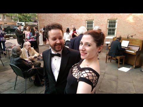 50s Jazz Cocktail Party - Maryland Historial Society - Baltimore, MD - 5/19/2016