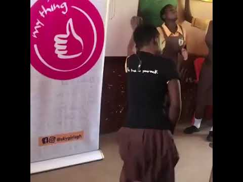 Dance hall Ghana