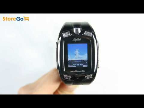M810 Tri band Dual SIM Touch Screen 1.3MP Camera Music Watch Phone