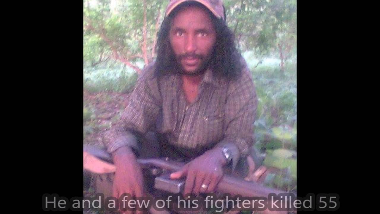 Patriot Abera Gobaw - Amhara Resistance (Ethiopia)