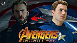 Avengers: Infinity War - What Happened To Captain America?