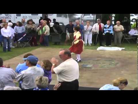 Acadian Festival Dance Floor