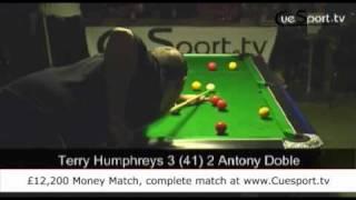 £12,200 8-ball Pool Money Match