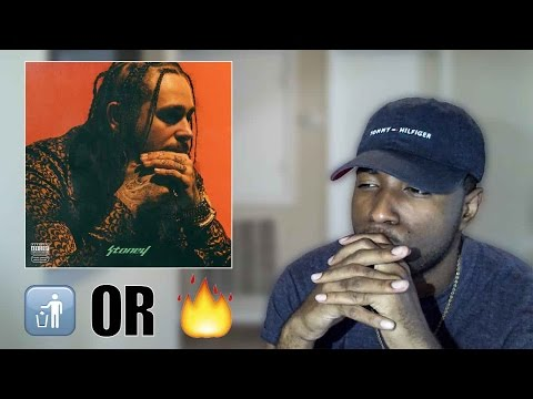 Post Malone - Stoney (Review / Reaction)