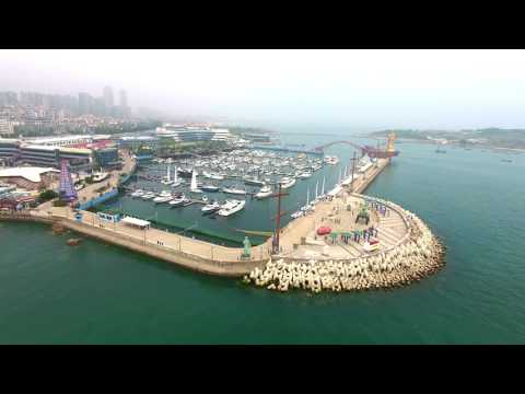[Frank]DJI Qingdao Aerial Photography