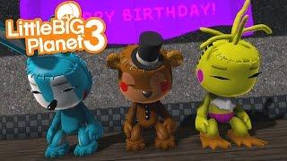 LittleBIGPlanet 3 - Night Watch at Freddy Fazbear