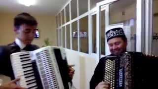 Ринат Валеев и Азат Тимеркаев Татар бию кое