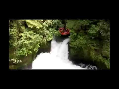 Kaituna River Rafting Rotorua New Zealand