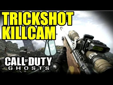 Play Trickshot Killcam # 824 | GHOSTS | Freestyle Replay