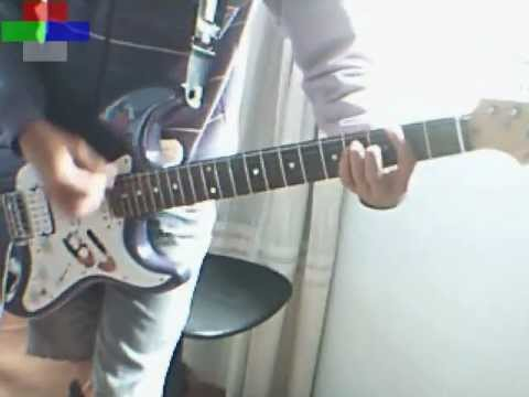 Coming Clean - Green Day - (guitar cover)