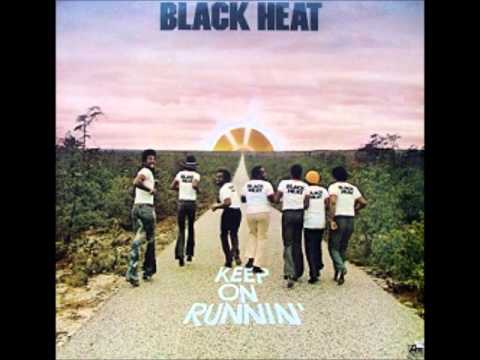 Black Heat - Drive My Car