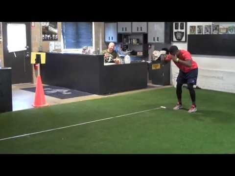 "DeFrancosGym.com: Triple Broad Jump (32' 8"")"