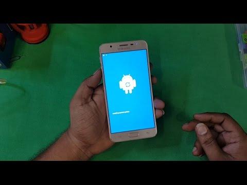 Samsung Galaxy J5 / J7 Prime Pattern Unlock || samsung j5, j7 Prime Hard Reset || Factory reset