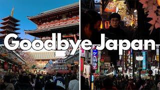 Gambar cover We're leaving Japan! Explore Sensoji, Shinjuku, Ebisu and our AirBnB [4K] - Adventures in Japan Ep 7