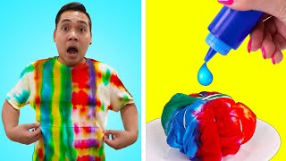 Download 8 CUTE T-SHIRT CLOTHES HACKS EVERYONE SHOULD KNOW Mp3 and Videos