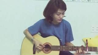Tháng tư là lời nói dối của em - Hà Anh Tuấn - Guitar Cover Trần Diệu Trang