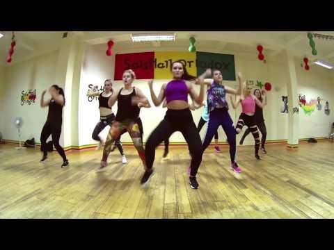 DeeBuzz & Hard2Def - Rude Gyal Swing || Alicja Sikora choreography