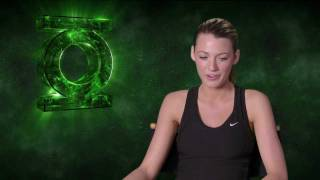 Blake Lively 'Green Lantern' Interview