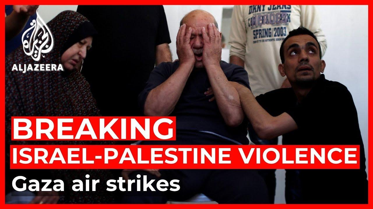 Download Gaza marks deadly Eid al-Fitr amid Israeli bombardment