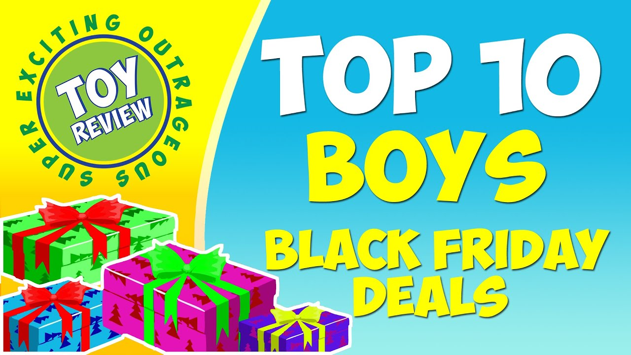 Top 10 Black Friday 2014 Deals for Boys Wal Mart Tar Toys R