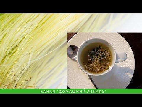 Чай из кукурузных рылец Домашний лекарь выпуск №195