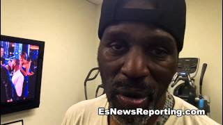 Roger Mayweather Canelo Had No Game Plan For Floyd Mayweather Esnews Boxing