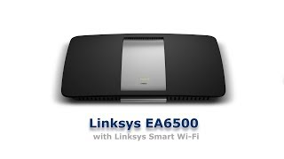 Linksys Official Support - Linksys EA6500 AC1750 Dual-Band