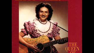 Kitty Wells – It Wasn't God Who Made Honky-tonk Angels Video Thumbnail
