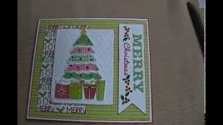 Christmas Card for MayMay Project Thumbnail