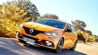 New Renault Megane RS 2018 review