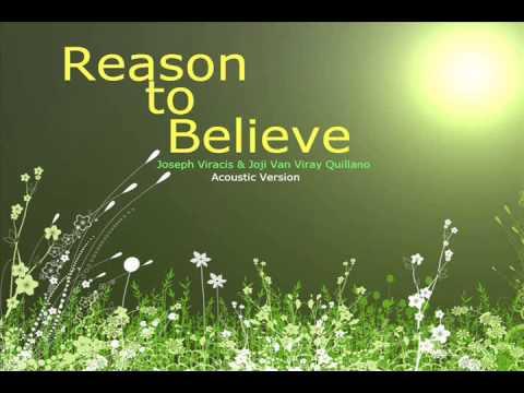 Reason To Believe (Acoustic Version) - Joji Van Viray Quillano & Joseph Veracis