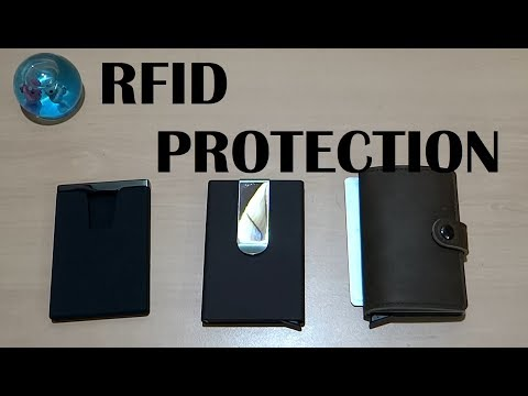 Best RFID Protection Wallets For Men-2018
