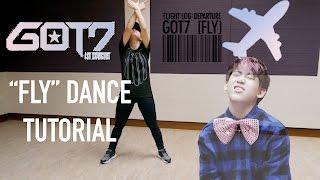 "GOT7 (갓세븐) ""Fly"" Dance Tutorial | FULL Mirrored [Charissahoo]"