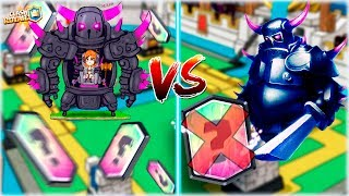 THE LETTER MORE SECURE CLASH ROYALE |!! PEKKA WITH LEGENDARY VS WITHOUT LEGENDARY! -[WithZack]