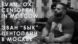 EVAN CENTOPANI in Moscow (2018) / ЭВАН ЦЕНТОПАНИ в Москве | Pro BB World