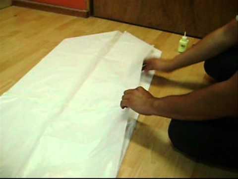 C mo hacer un globo de papel china brujita youtube - Como hacer un estor enrollable paso a paso ...