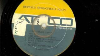 Buffalo Springfield- Good Time Boy (mono)